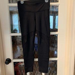 Athleta sculptek black leggings